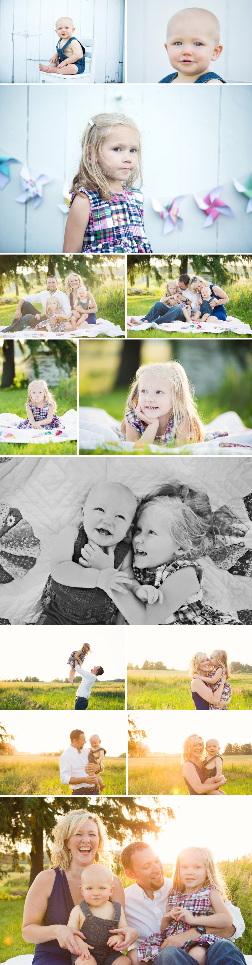Canfield, OH Family Session