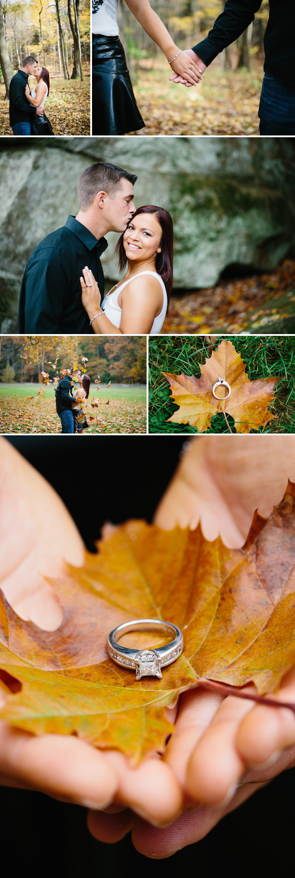 engagement Millcreek Park