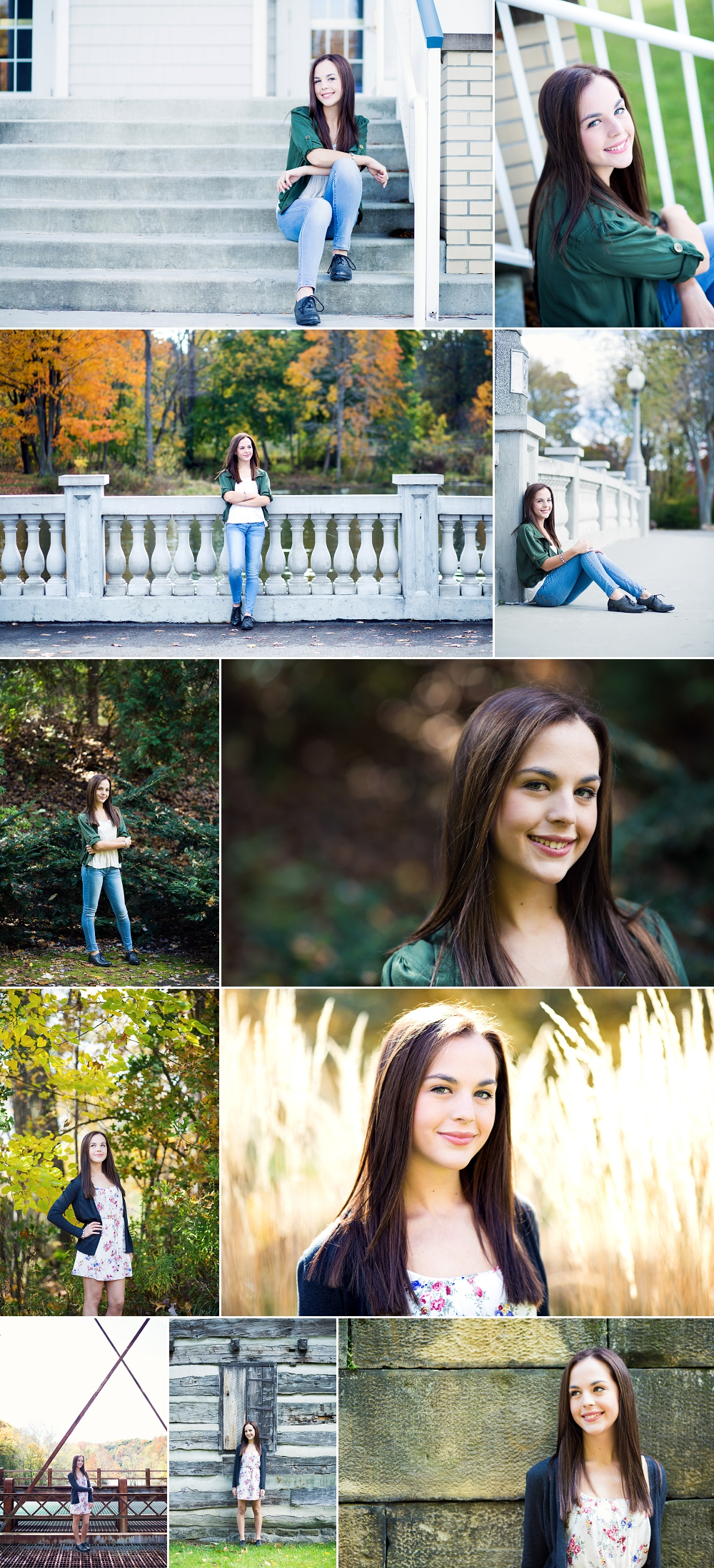 Hermitage Buhl Senior Session