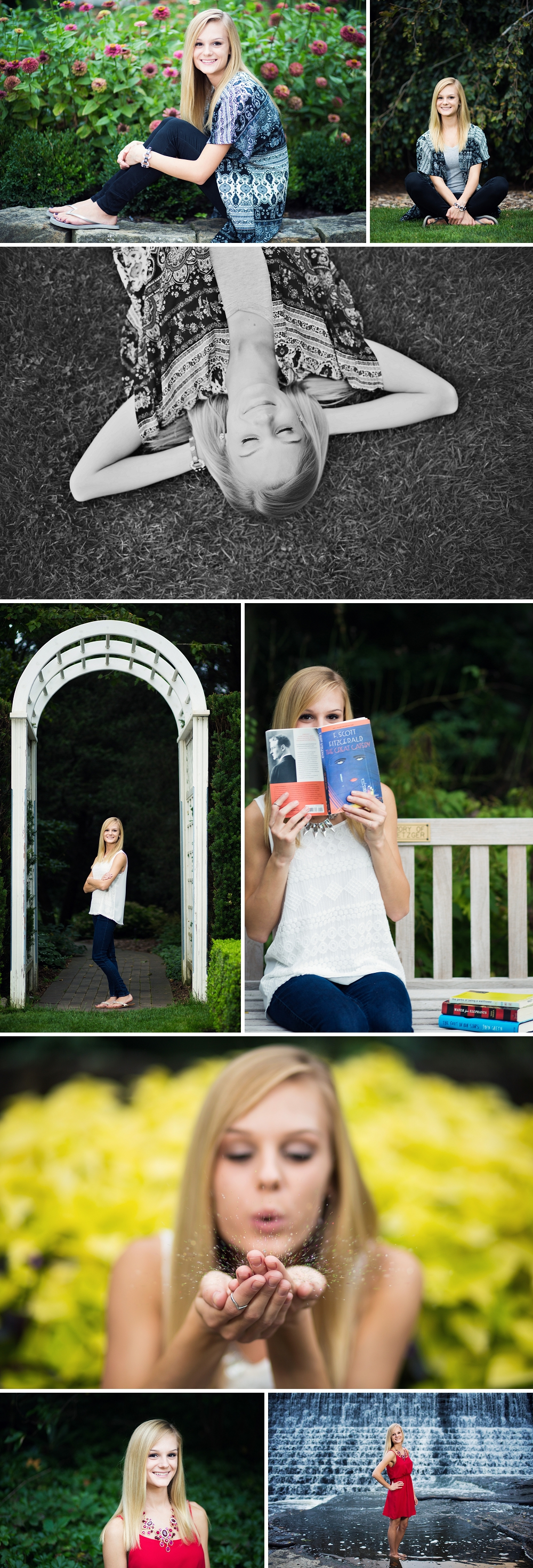 Youngstown Millcreek Senior Photographer