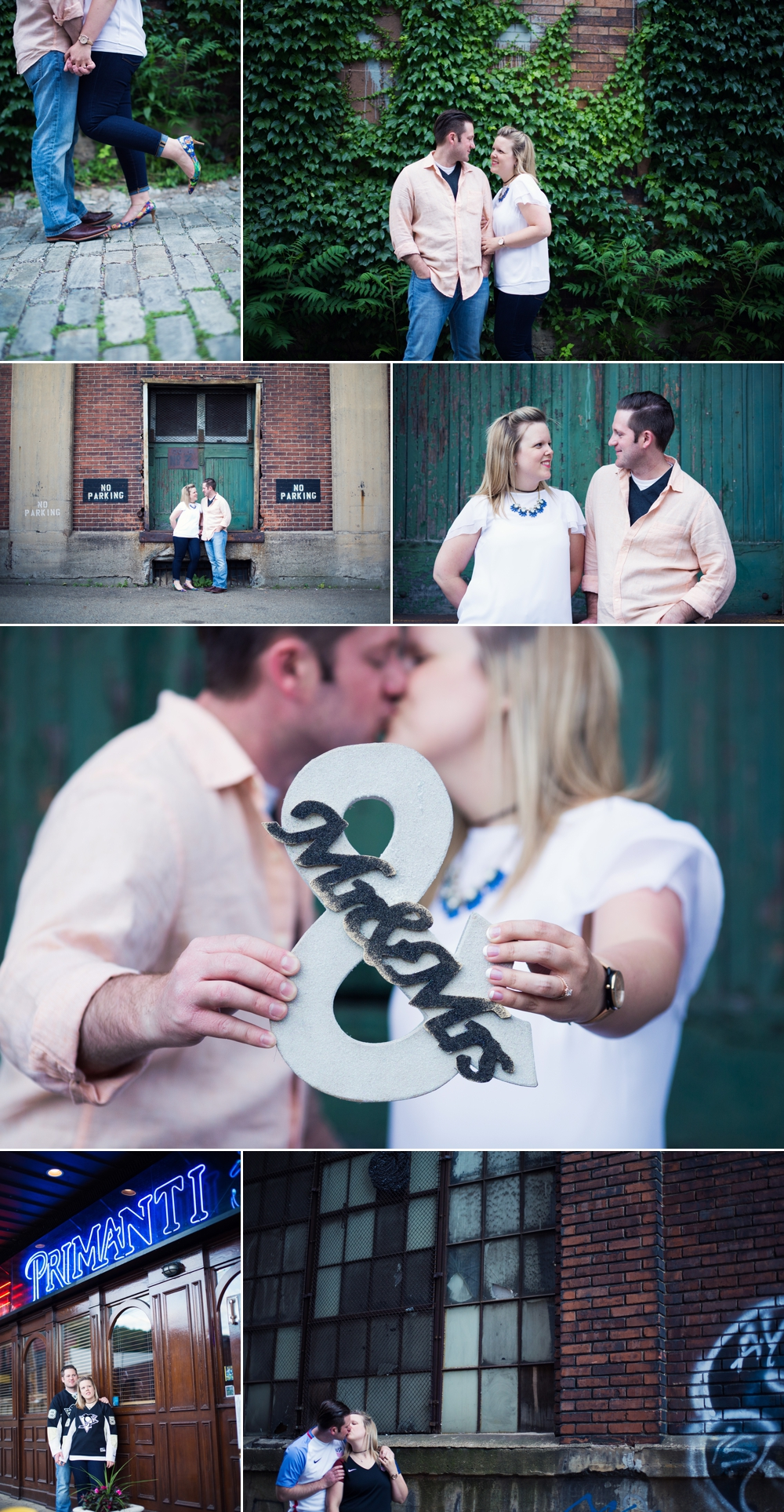 Caputy Pittsburgh PA Engagement 2